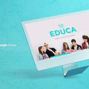 Educa - Google Slides Template