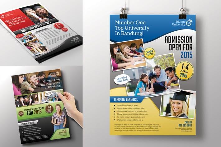 Education Flyer / Magazine Ad
