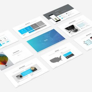 Elnia Powerpoint Template