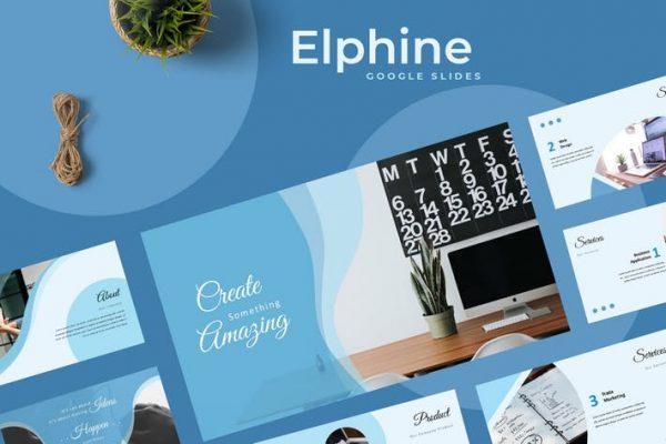 Elphine Google Slides