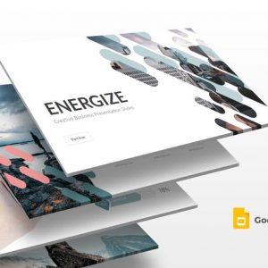 Energize - Google Slides Templates