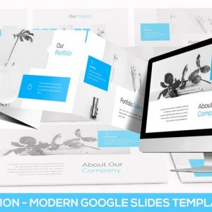 Evolution - Modern Google Slides Template