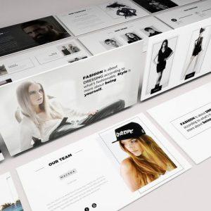 Fashion Google Slide Presentation