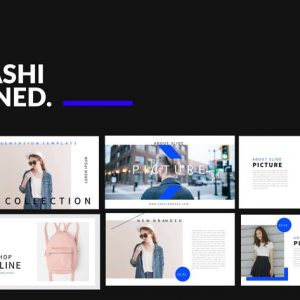 Fashioned Stylist Powerpoint
