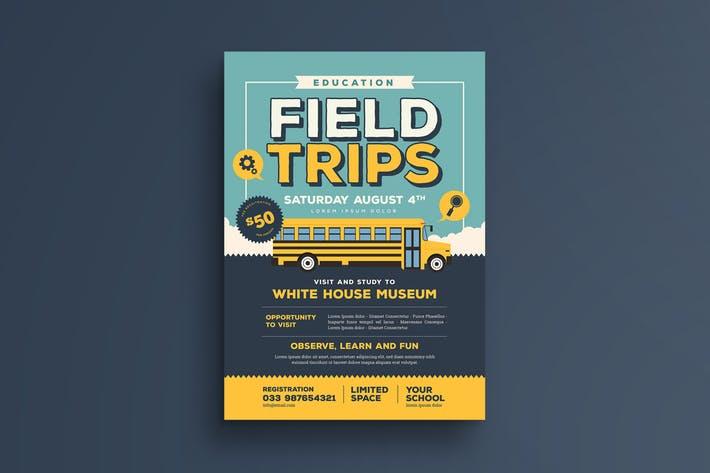 Field Trip Flyer