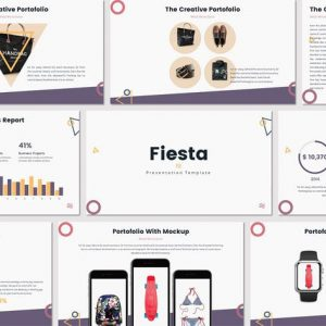 Fiesta - Google Slides Template