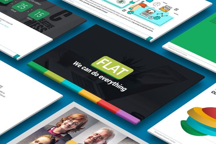 FLAT Google Slides