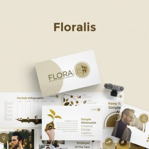 Floralist - Powerpoint Template