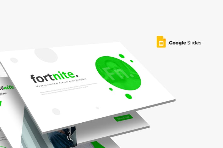 Fortnite - Google Slides Template
