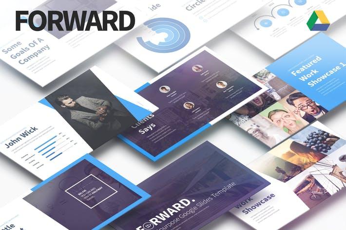 Forward - Multipurpose Google Slides Presentation