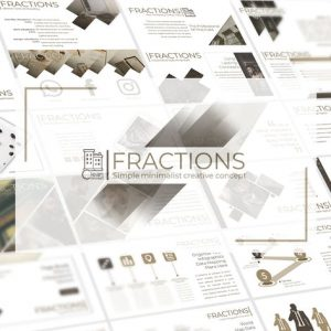 Fractions - Google Slides Template