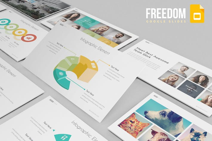 Freedom - Google Slides Template