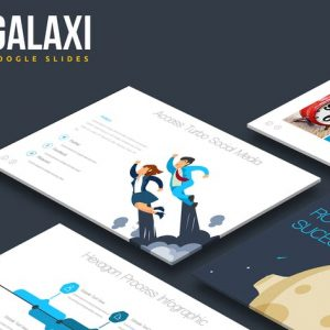Galaxi - Google Slides Template