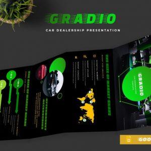 Gradio Google Slides Presentation