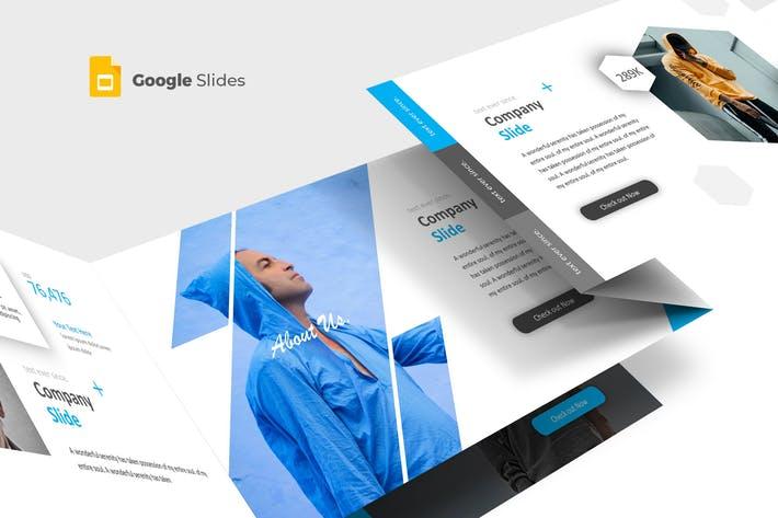 Groningen - Google Slides Template