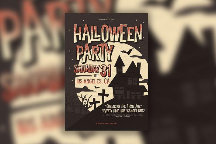 Halloween Music Concert