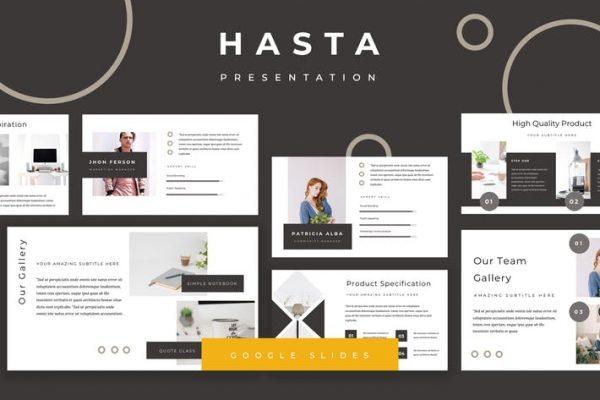 Hasta Google Slides Presentation