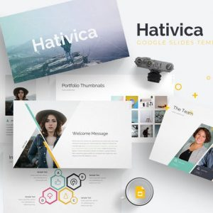 Hativica - Google Slides Template