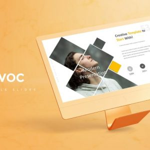 Havoc - Google Slides Template