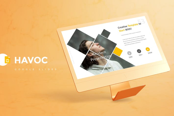 Havoc - Google Slides Template