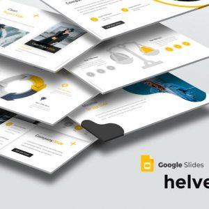 Helvetia - Google Slide Template