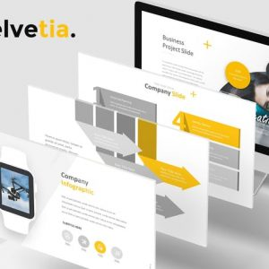 Helvetia - Powerpoint Template
