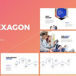 Hexagon - Powerpoint Template