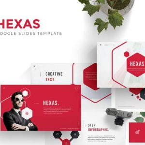 Hexas Google Slides Template