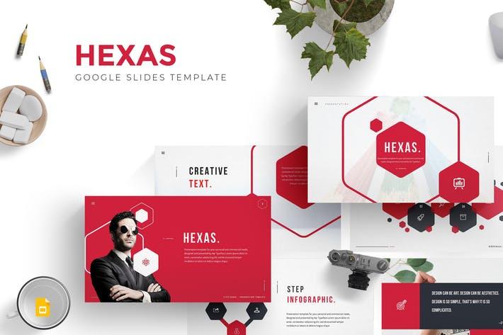 Hexas Google Slides Template
