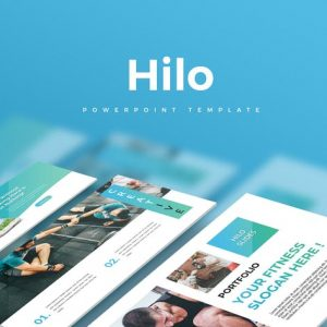 Hilo - Powerpoint Template