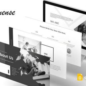 Himense - Google Slides Template
