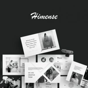 Himense - Powerpoint Template