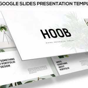 Hoob - Google Slides Template