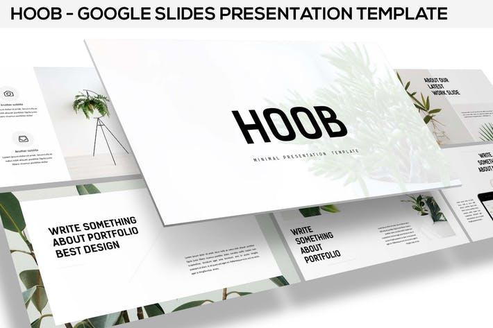 Hoob - Google Slides Template