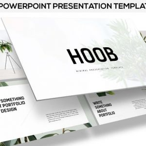 Hoob - Powerpoint Template
