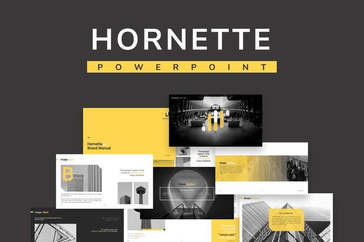 Hornette Powerpoint
