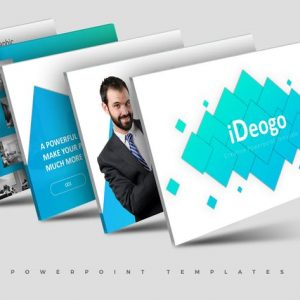 iDeogo - Powerpoint Template