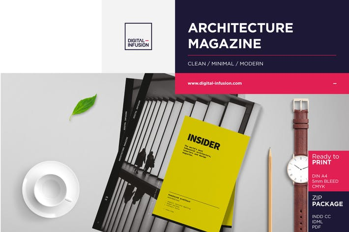 INSIDER - Architecture Magazine