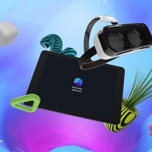 iPad Pro VR Mockup - MK