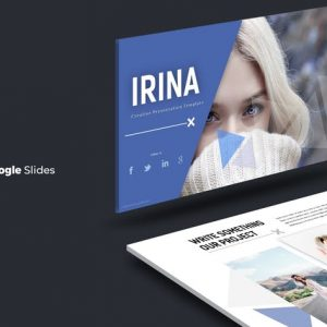 Irina - Google Slides Template