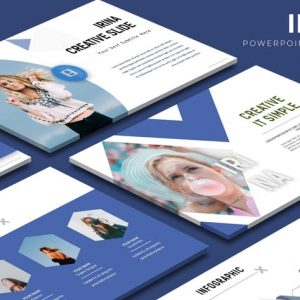 Irina - Powerpoint Template