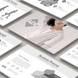 JADE Powerpoint Template