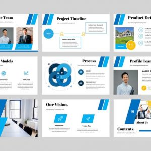 Kalium Corporate Powerpoint Presentation