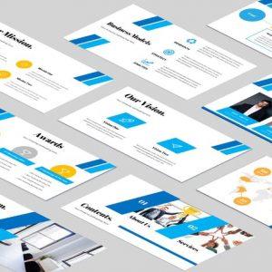 Kalium Google Slides Presentation