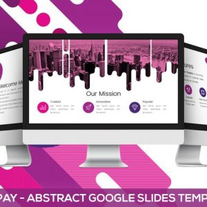 Kamsupay Google Slides Template