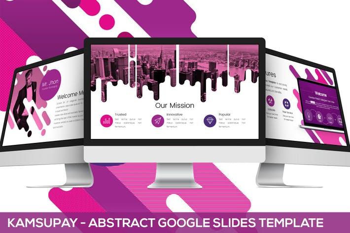 Kamsupay Google Slides Template