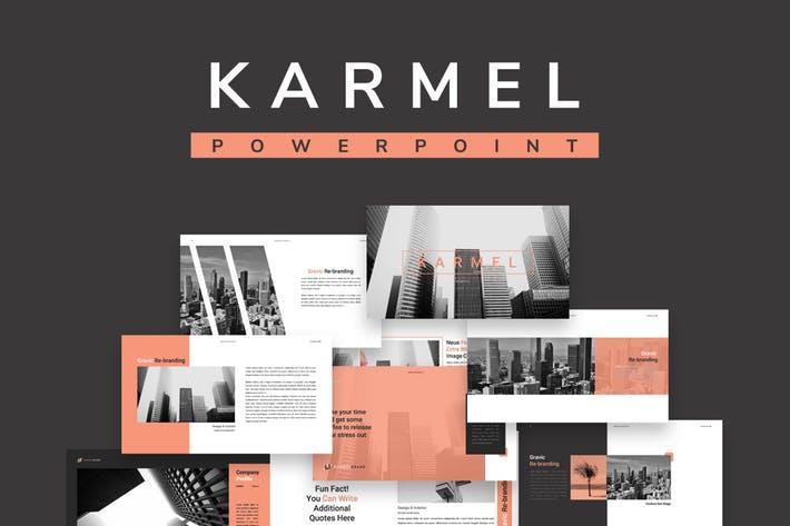 Karmel Powerpoint