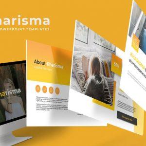 Kharisma - Powerpoint Template
