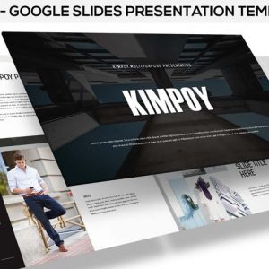 Kimpoy - Google Slides Template