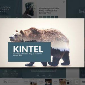 KINTEL Google Slides